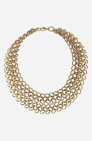 Topshop Figure Eight Chain Collar