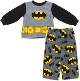 AME Sleepwear Boy's Batman Uniform Pajama Set