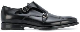 Henderson Baracco Formal Monk Strap Shoes