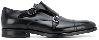 Henderson Baracco Formal Monk Strap Shoes