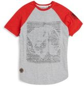 Buffalo David Bitton Boy's Raglan Cotton Tee