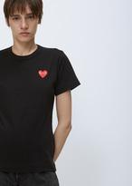 Comme des Garcons black t-shirt