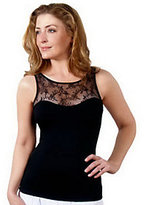 Spanx Hide and Sleek Lace Bateau Camisole