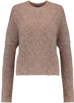 By Malene Birger Mirakula marled knitted sweater