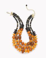 Chico's Scarlet Multi-Strand Necklace