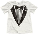 Junk Food Clothing Boy's Tuxedo Suit Tee - Tusk