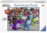 Ravensburger Disney Monsters University: Picture Day Puzzle - 100 Pieces