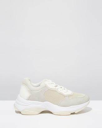 MONICA Sleek Chunky Sneakers