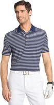 Izod Men's Classic-Fit Striped Stretch Performance Golf Polo