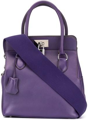 Hermes Pre-Owned 2010 Toolbox 20 bag