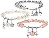 Honora Harmony Cultured Pearl S/3 Stretch Bracelets
