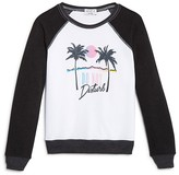 Wildfox Couture Girls' Do Not Disturb Pullover - Big Kid