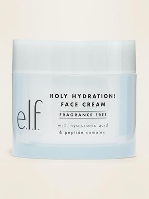 Elf Holy Hydration! Face Cream -- Fragrance-Free