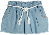 Zadig & Voltaire Zadig&voltaire Cotton Chambray Skirt