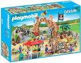 Playmobil Large City Zoo Playset - 6634