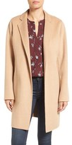 MICHAEL Michael Kors Women's Double Face Wool Blend Coat