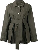 Lemaire oversized pocket jacket
