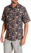 Tommy Bahama Aloha Arrow Original Fit Short Sleeve Shirt