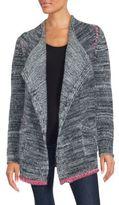 Zadig & Voltaire Daphne Open Front Sweater