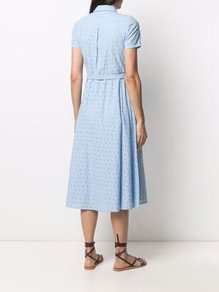 Lauren Ralph Lauren Eyelet Shirt Dress