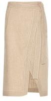 Altuzarra Ronin Linen Skirt