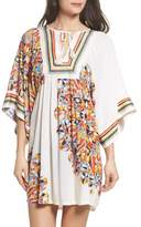 Tory Burch Geometric Tunic Cover-Up