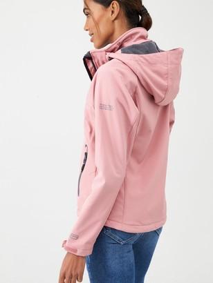 Trespass Bela II Softshell Jacket - Pink