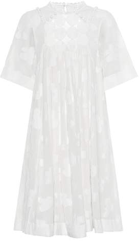 Chloé Cotton and silk dress