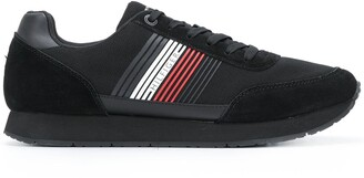 Tommy Hilfiger Suede Low-Top Sneakers