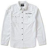 True Religion Triple Needle Western Shirt