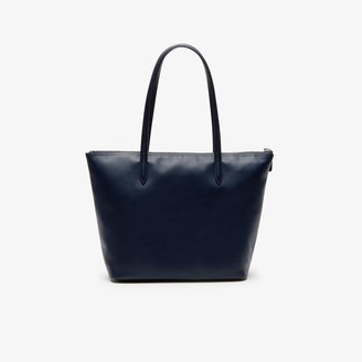 Lacoste Women's L.12.12 Small Leather Tote Bag