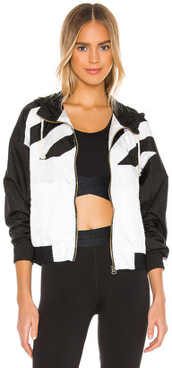 Champion Stripe Detail K Way Jacket