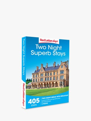 Red Letter Days Two Night Superb Stays Gift Experience