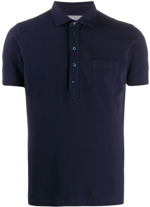 Brunello Cucinelli Chest Pocket Polo Shirt