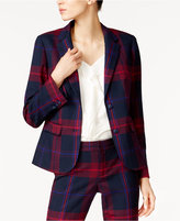 Tommy Hilfiger Plaid Blazer, Only at Macy's