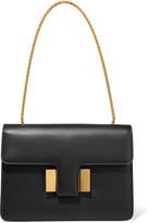 Tom Ford Sienna Medium Leather Shoulder Bag - Black