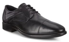 Ecco Men's Citytray Cap Toe Tie Oxford Men's Shoes