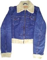 Levi's Blue Denim - Jeans Leather jackets