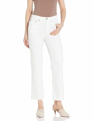 AG Jeans Women's Rhett High Rise Vintage Fit Straight Leg Jean