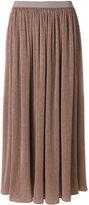 Giorgio Armani cord maxi skirt