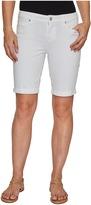 Liverpool Hayden Boyfriend Shorts in Stretch Peached Twill Women's Shorts