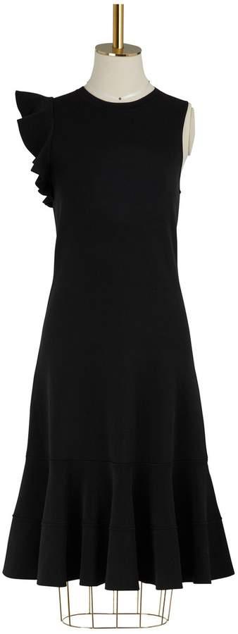 Proenza Schouler Ruffle asymetrical dress