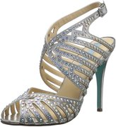 Betsey Johnson Blue by Women's SB-JULIE Dress Sandal