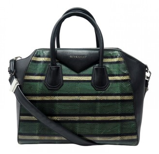 Givenchy Antigona Multicolour Exotic leathers Handbags