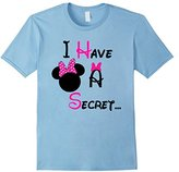 I have A Secret I'm Going To Be Big Sister Toddler T-shirt
