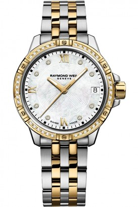Raymond Weil Ladies Tango Diamond Watch 5960-SP5-00995