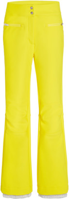 Fusalp Diana Stretch-Crepe Flared Pants