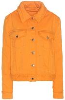 Acne Studios Gianna Padded Denim Jacket