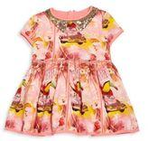 Billieblush Baby's Graphic Printed Dress