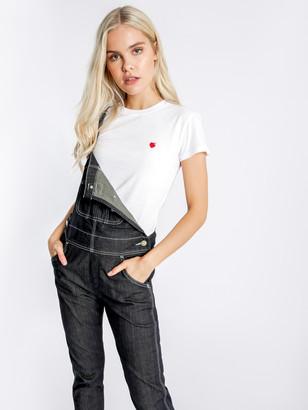 Carhartt Wip Tilda Hartt T-Shirt in White